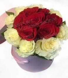 Коробка цветов 3453
