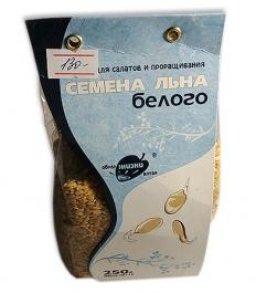 Семена льна белого 250 гр