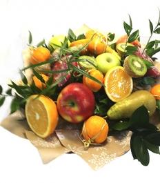 Букет с фруктами 01